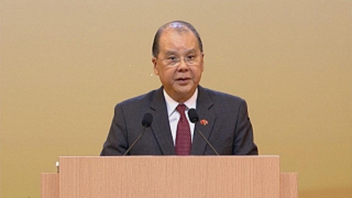 林郑月娥要求中央人民政府协助加强新冠肺炎在香港的测试能力
