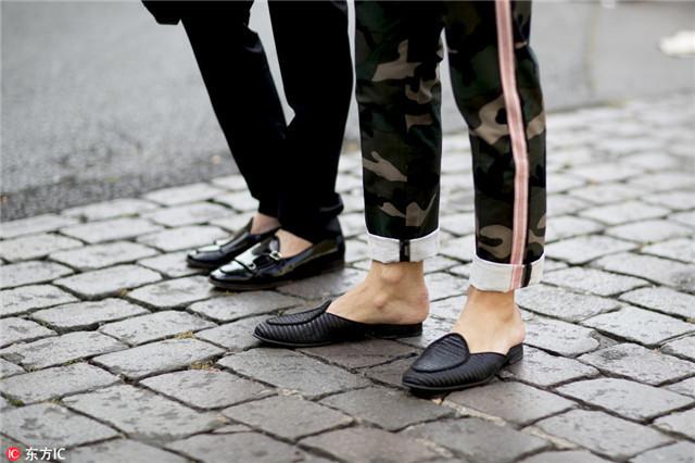 舒适方便还显绅士 乐福鞋天天穿都不觉得腻